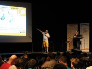 Michael Renner und Nicole Britz erklären E-Mail-Verschlüsselung